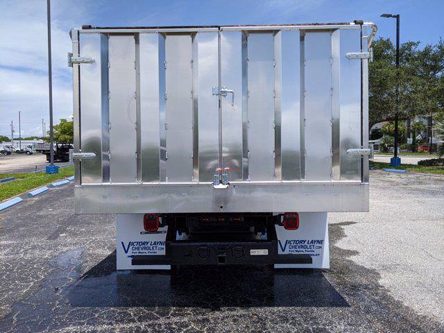 2020 Silverado 6500 Regular Cab DRW 4x2,  MC Ventures Landscape Dump #S0358 - photo 5