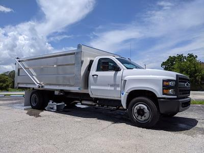 2020 Silverado 6500 Regular Cab DRW 4x2,  MC Ventures Landscape Dump #S0358 - photo 4