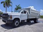 2020 Silverado 6500 Regular Cab DRW 4x2,  MC Ventures Landscape Dump #S0358 - photo 7