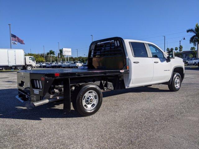 2021 Chevrolet Silverado 2500 Crew Cab 4x2, CM Truck Beds Platform Body #S1065 - photo 1