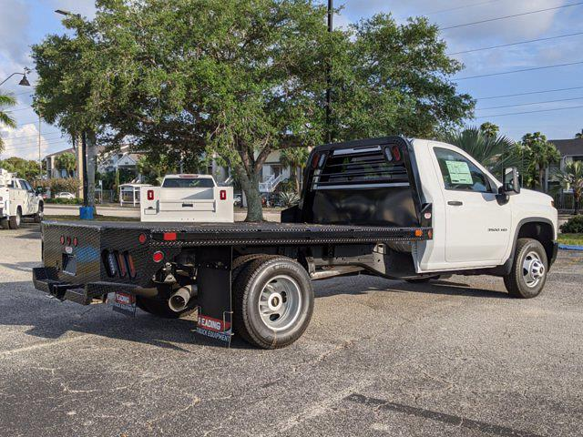 2021 Chevrolet Silverado 3500 Regular Cab AWD, Norstar Platform Body #S1171 - photo 1