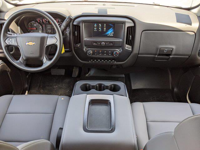 2021 Chevrolet Silverado 5500 Crew Cab DRW 4x4, Knapheide Concrete Concrete Body #S1183 - photo 10