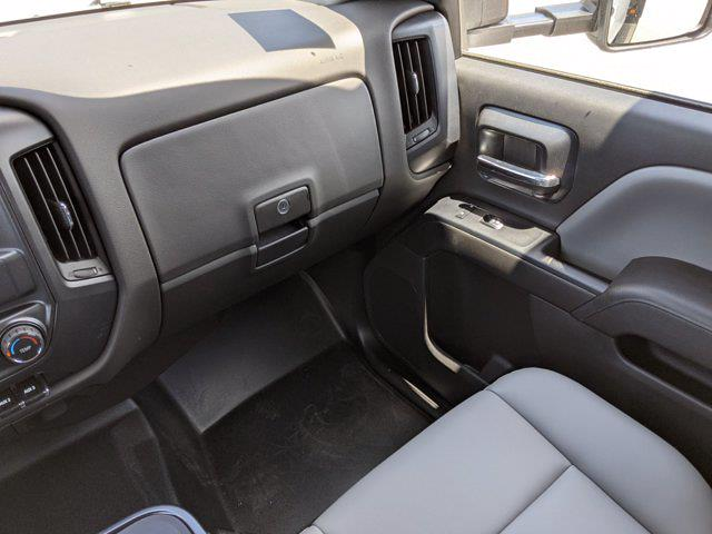 2021 Chevrolet Silverado 5500 Crew Cab DRW 4x4, Knapheide Concrete Concrete Body #S1183 - photo 12