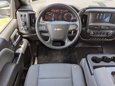 2021 Chevrolet Silverado 5500 Crew Cab DRW 4x4, Knapheide Concrete Concrete Body #S1183 - photo 11