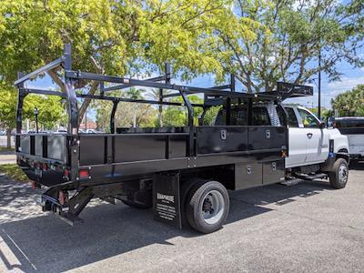 2021 Chevrolet Silverado 5500 Crew Cab DRW 4x4, Knapheide Concrete Concrete Body #S1183 - photo 2