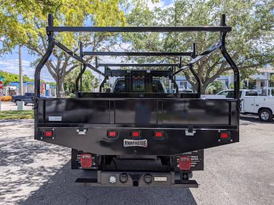 2021 Chevrolet Silverado 5500 Crew Cab DRW 4x4, Knapheide Concrete Concrete Body #S1183 - photo 5