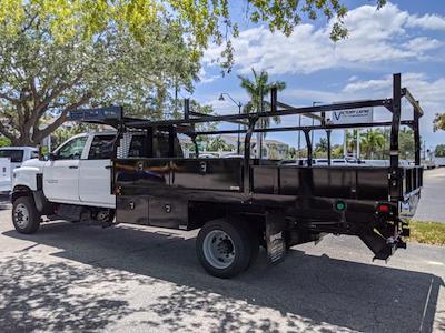 2021 Chevrolet Silverado 5500 Crew Cab DRW 4x4, Knapheide Concrete Concrete Body #S1183 - photo 6