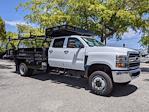 2021 Chevrolet Silverado 5500 Crew Cab DRW 4x4, Knapheide Concrete Concrete Body #S1183 - photo 3