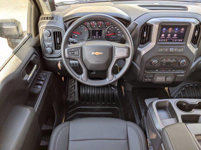 2021 Chevrolet Silverado 3500 Crew Cab AWD, Reading Master Mechanic HD Crane Mechanics Body #S1253 - photo 11