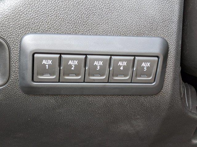2021 Chevrolet Silverado 3500 Crew Cab AWD, Reading Master Mechanic HD Crane Mechanics Body #S1253 - photo 18