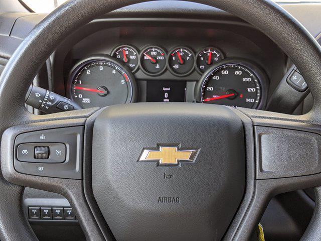 2021 Chevrolet Silverado 3500 Crew Cab AWD, Reading Master Mechanic HD Crane Mechanics Body #S1253 - photo 20