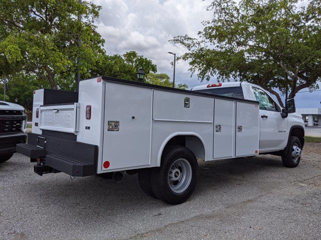 2021 Chevrolet Silverado 3500 Regular Cab AWD, Reading Service Body #S1368 - photo 1