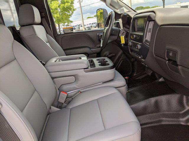 2021 Silverado 5500 Regular Cab DRW 4x4,  PJ's Truck Bodies Landscape Dump #S1380 - photo 11
