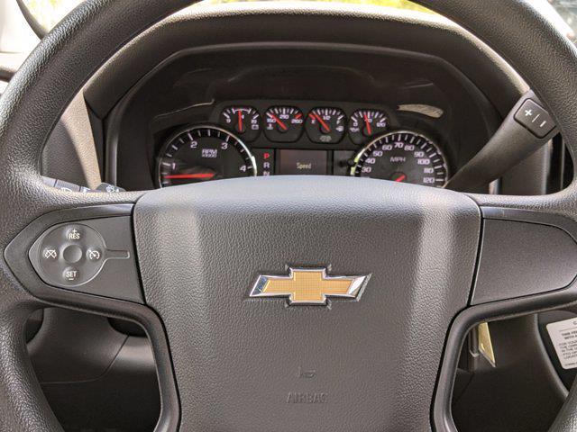 2021 Silverado 5500 Regular Cab DRW 4x4,  PJ's Truck Bodies Landscape Dump #S1380 - photo 18