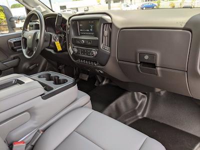 2021 Silverado 5500 Regular Cab DRW 4x4,  PJ's Truck Bodies Landscape Dump #S1380 - photo 12