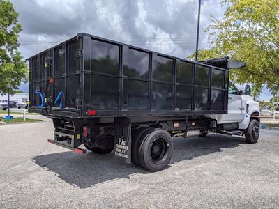 2021 Silverado 5500 Regular Cab DRW 4x4,  PJ's Truck Bodies Landscape Dump #S1380 - photo 2