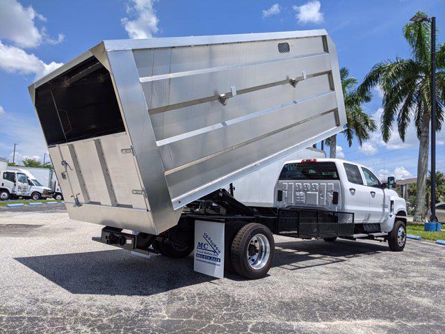 2021 Chevrolet Silverado 6500 Crew Cab DRW 4x4, MC Ventures Chipper Body #S1381 - photo 1