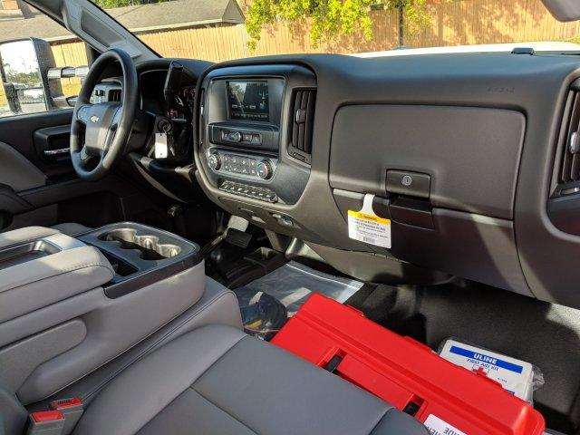 2019 Silverado 3500 Regular Cab DRW 4x4,  Knapheide Service Body #S9074 - photo 19