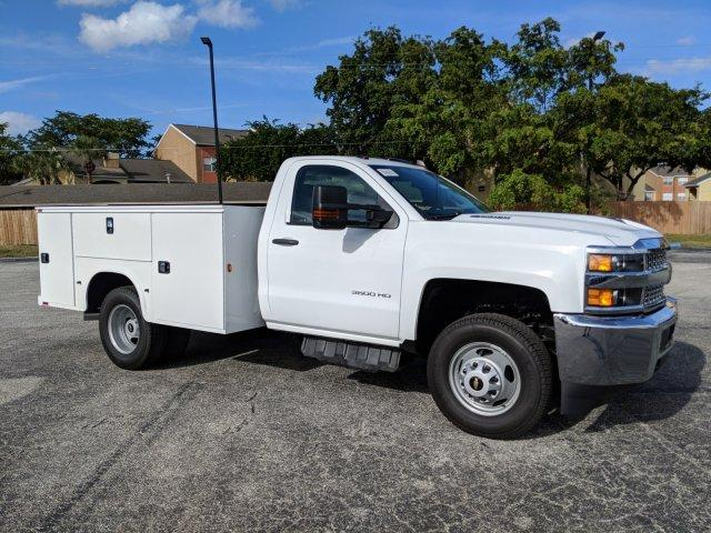2019 Silverado 3500 Regular Cab DRW 4x4,  Knapheide Service Body #S9074 - photo 3