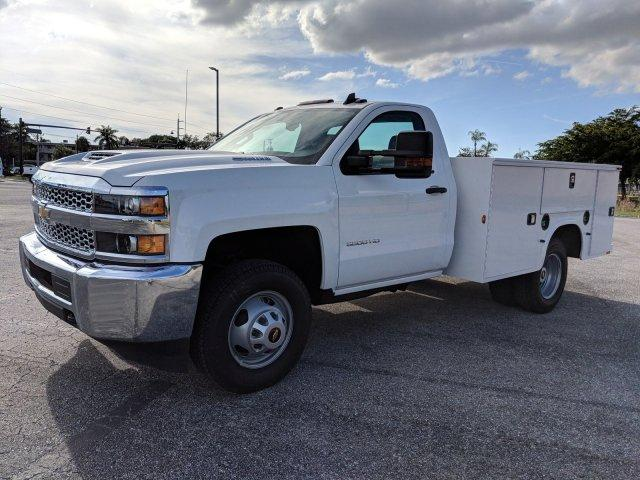 2019 Silverado 3500 Regular Cab DRW 4x4,  Knapheide Service Body #S9074 - photo 7