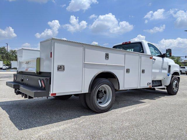 2019 Chevrolet Silverado Medium Duty Regular Cab DRW 4x2, CM Truck Beds Service Body #S9179 - photo 1