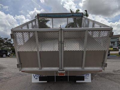 2019 Silverado 3500 Crew Cab DRW 4x2, Action Fabrication Aluminum Landscape Dump #S9332 - photo 7