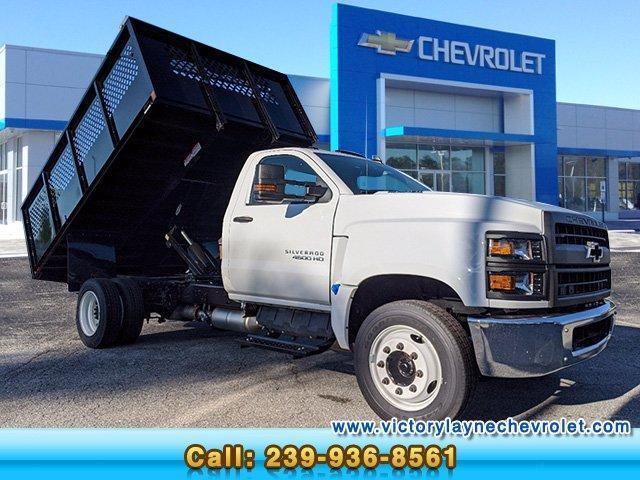 2019 Chevrolet Silverado Medium Duty Regular Cab DRW RWD, Premier Truck Center Landscape Dump #S9337 - photo 1
