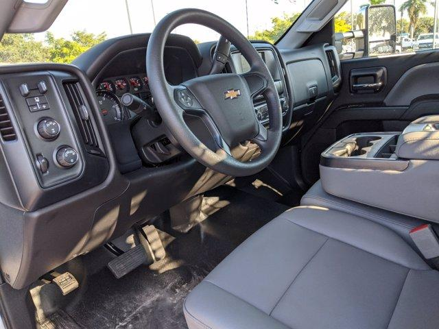 2019 Silverado Medium Duty Regular Cab DRW 4x4, Knapheide Concrete Concrete Body #S9388 - photo 12