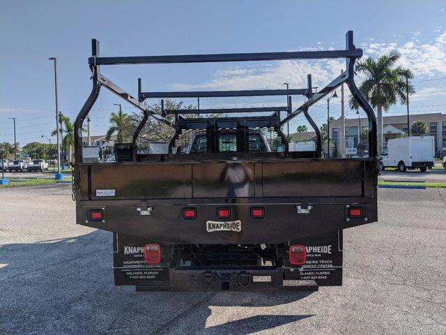 2019 Silverado Medium Duty Regular Cab DRW 4x4, Knapheide Concrete Concrete Body #S9388 - photo 5