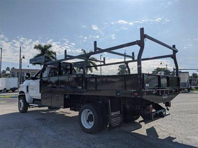 2019 Silverado Medium Duty Regular Cab DRW 4x4, Knapheide Concrete Concrete Body #S9388 - photo 6
