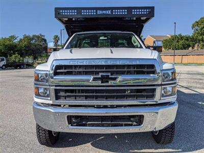 2019 Silverado Medium Duty Regular Cab DRW 4x4, Knapheide Concrete Concrete Body #S9388 - photo 8