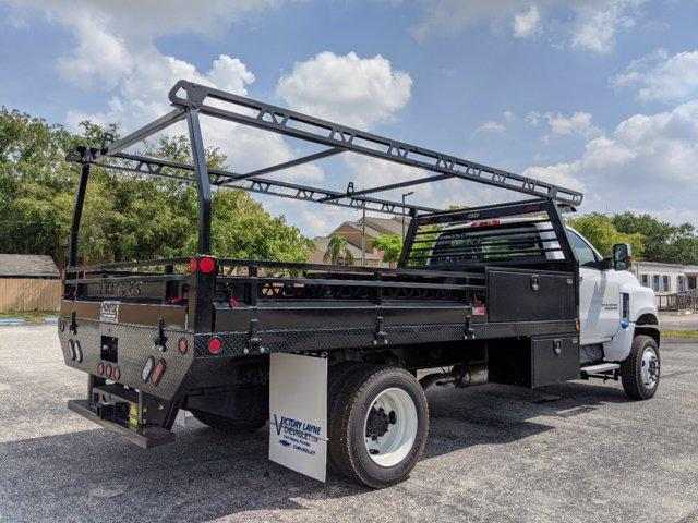 2019 Chevrolet Silverado Medium Duty Regular Cab DRW 4x4, Freedom Contractor Body #S9409 - photo 1