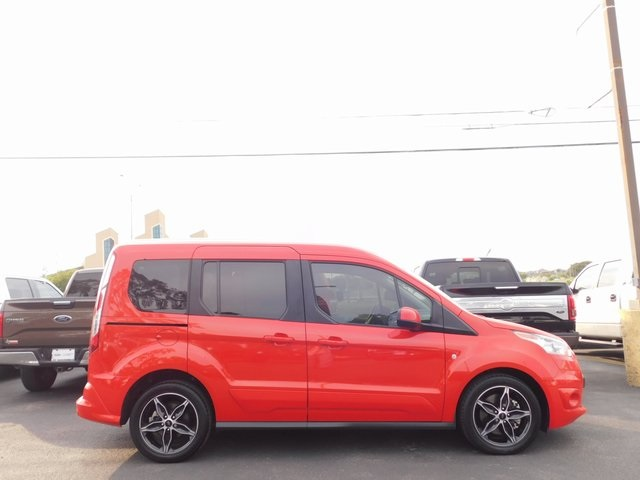 2018 Transit Connect 4x2,  Passenger Wagon #00JT3977 - photo 3