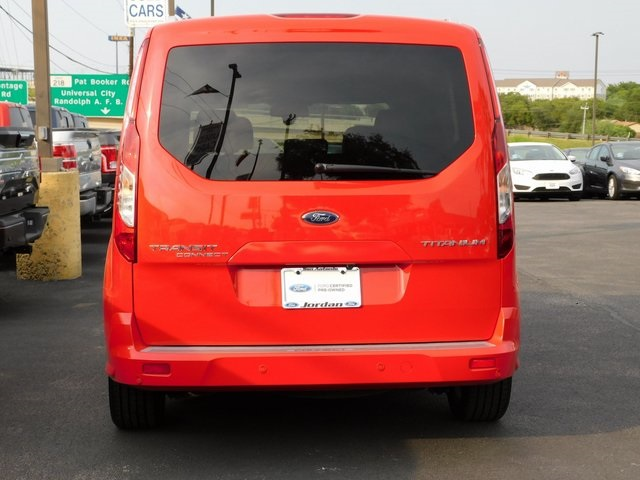 2018 Transit Connect 4x2,  Passenger Wagon #00JT3977 - photo 2