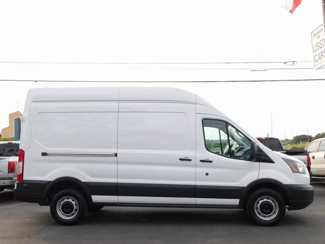 2018 Transit 250 High Roof 4x2,  Empty Cargo Van #00JT3995 - photo 3