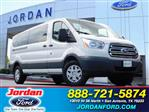 2017 Transit 350 Low Roof 4x2,  Passenger Wagon #00JT4022 - photo 1