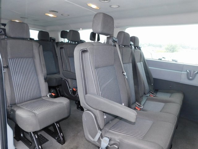 2017 Transit 350 Low Roof 4x2,  Passenger Wagon #00JT4090 - photo 11