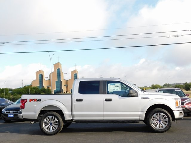 2018 F-150 SuperCrew Cab 4x4,  Pickup #00SC0037 - photo 4