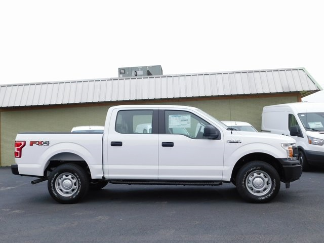 2018 F-150 SuperCrew Cab 4x4,  Pickup #00SC5107 - photo 4
