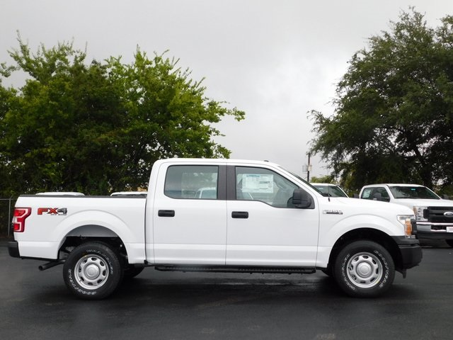 2018 F-150 SuperCrew Cab 4x4,  Pickup #00SC6877 - photo 4