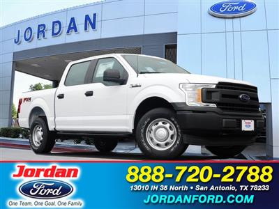 2018 F-150 SuperCrew Cab 4x4,  Pickup #00SC6877 - photo 1