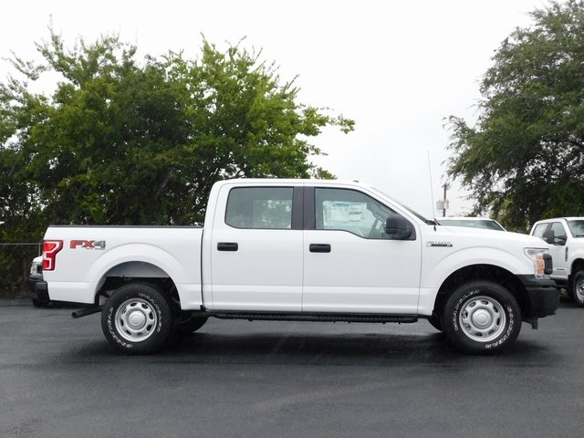 2018 F-150 SuperCrew Cab 4x4,  Pickup #00SC6878 - photo 4