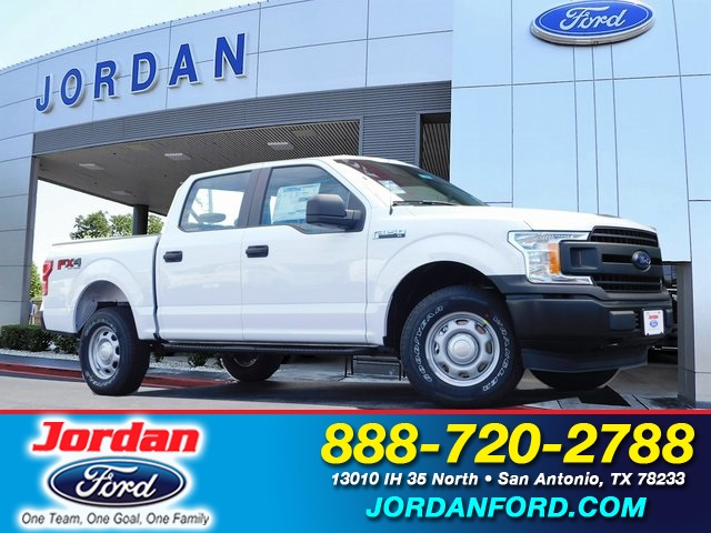 2018 F-150 SuperCrew Cab 4x4,  Pickup #00SC6880 - photo 1