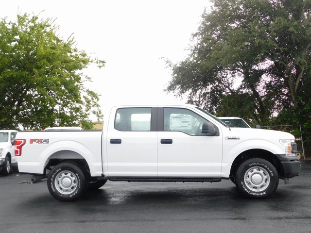 2018 F-150 SuperCrew Cab 4x4,  Pickup #00SC688X - photo 4