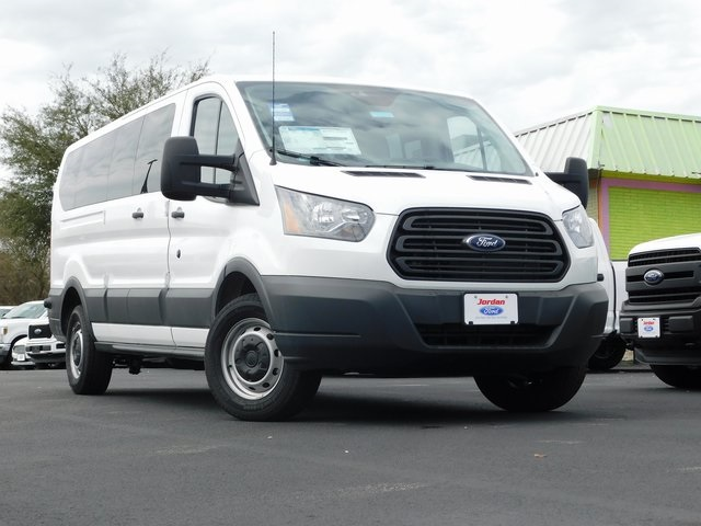 2018 Transit 350 Low Roof, Passenger Wagon #00TR2078 - photo 3