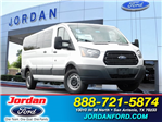 2018 Transit 350 Low Roof, Passenger Wagon #00TR2078 - photo 1