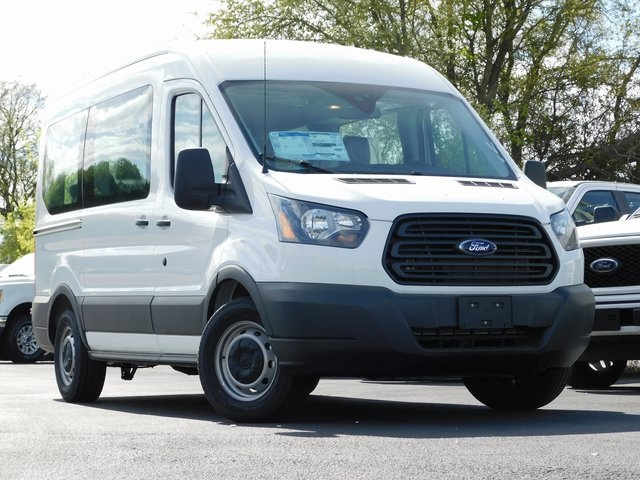 2018 Transit 150 Med Roof 4x2,  Passenger Wagon #00TR5607 - photo 4