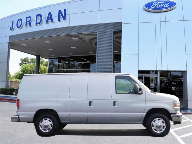 2011 E-150 4x2,  Upfitted Cargo Van #0TR1274A - photo 4