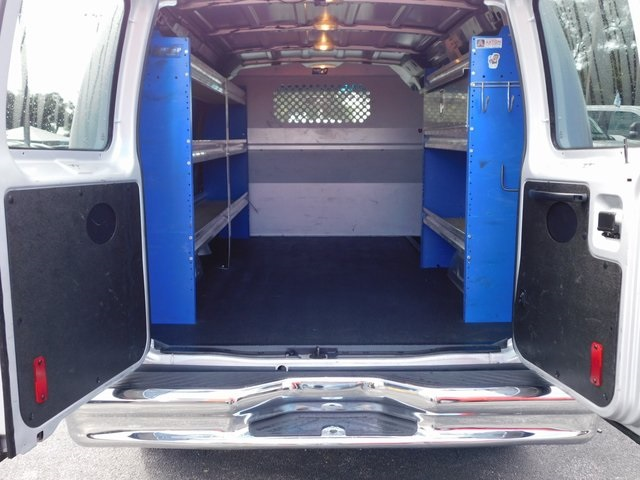 2011 E-150 4x2,  Upfitted Cargo Van #0TR1274A - photo 3