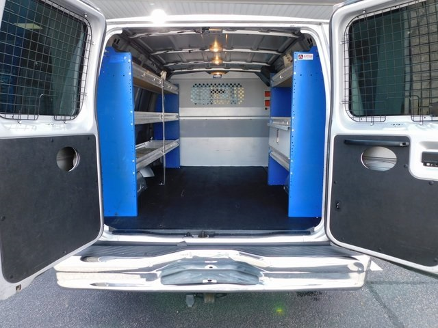 2010 E-150 4x2,  Upfitted Cargo Van #0TR1276A - photo 3